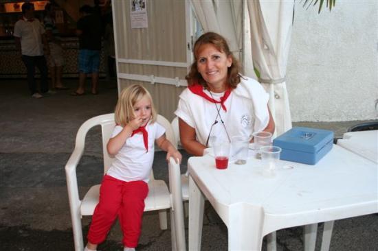 SOIREE PAELLA 30.08.2012