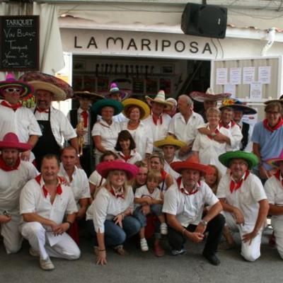 APERITIF MEXICAIN SAMEDI 31 AOÛT 2013