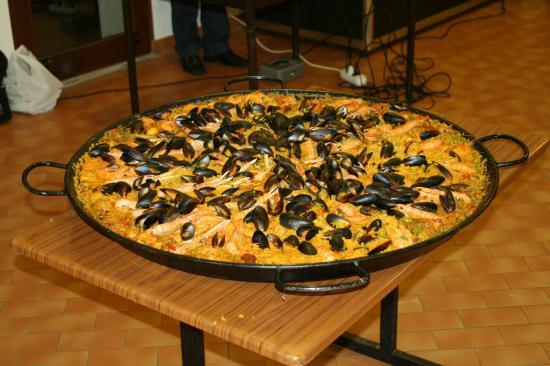 Une bonne Paella à partager