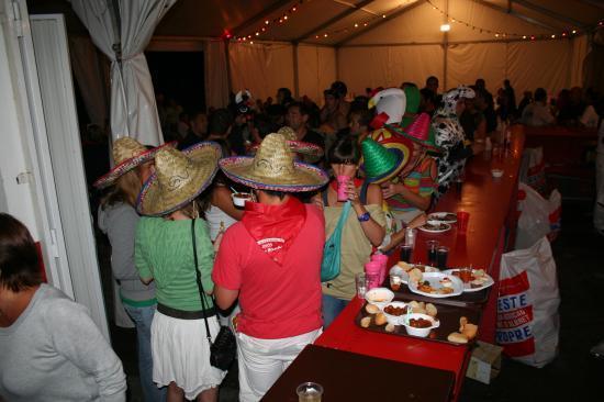 Des Mexicains !