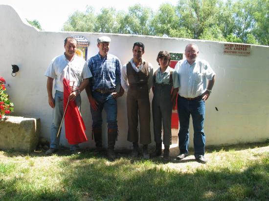 G. DUCHON, O. FERNAY, M. SERRANO, R. RUBIO, JM. RAYMOND.