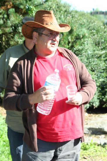 Le Moussaillon en Cowboy !