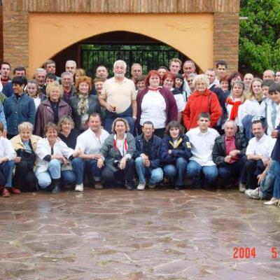 VOYAGE 01.05.2004 MILAGRO Navarre