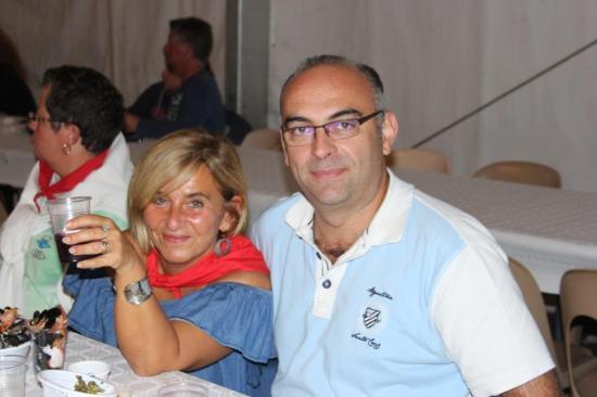 Nathalie et Jérôme, fidèles de la Mariposa